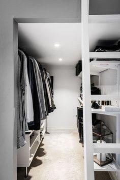 Inspiring Minimalist Walk In Closets Design 9