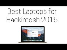 15 Best Hackintosh images in 2017 | Computers, Mac os, Best laptops