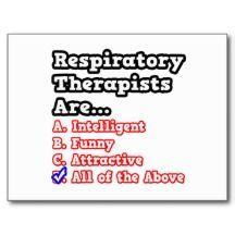 Respiratory Therapist are....