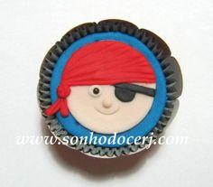 Cupcakes Pirata! curta nossa página no Facebook: www.facebook.com/sonhodocerj