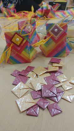 복주머니접기 순서 : 네이버 블로그 Gift Wrapping, Gifts, Gift Wrapping Paper, Presents, Wrapping Gifts, Gift Packaging, Gifs, Wrapping, Present Wrapping