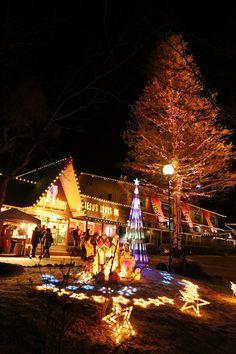 winter in karuizawa