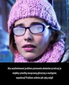 4066a16fb Aby wyeliminować problem parowania okularów przetrzyj je miękką szmatką  nasączoną gliceryną a następnie wypoleruj! Problem