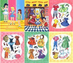 Little Maids' Dress Shop