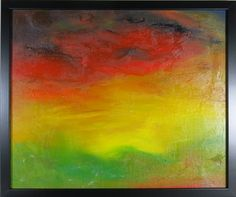 """Red Sky at Night by Jean Macaluso 
