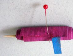 CAROLYN SAXBY MIXED MEDIA TEXTILE ART: Tutorial - Making beads with Tyvek (Part 2)