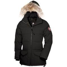 canada goose solaris fur hood parka coat topshop rh linkcondominiums com