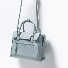 MINI CITY OFFICE BAG-Messenger bags-Handbags-WOMAN | ZARA United States
