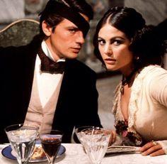 Alain Delon & Claudia Cardinale in The Leopard   Movies, Film ...