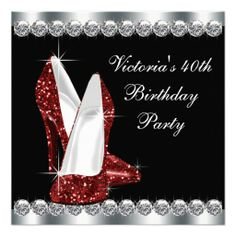 $$$ This is great for          Womans Elegant Ruby Red 40th Birthday Party Custom Announcement           Womans Elegant Ruby Red 40th Birthday Party Custom Announcement We provide you all shopping site and all informations in our go to store link. You will see low prices onHow to          W...Cleck Hot Deals  http://www.zazzle.com/womans_elegant_ruby_red_40th_birthday_party_invitation-161718556218524412?rf=238627982471231924zbar=1tc=terrest