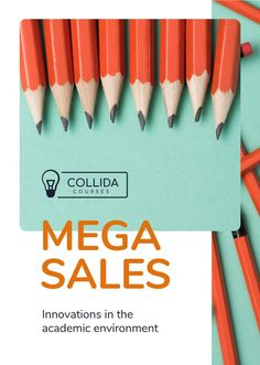 Education Courses Offer Pencils in Row — Create a Design Course Offering, Marketing Materials, Flyer Design, Ecommerce, The Row, Create Yourself, Pencil, Templates, Education