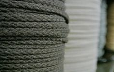Braided cord - Geweven koordje