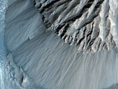 Light-Toned Unit along a Coprates Chasma Ridge (1)