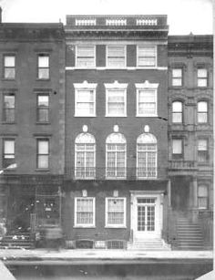 Daytonian in Manhattan: The Robert I. Jenks House - No. 54 East 64th Street