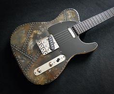 Seta Guitar Bodies Gallery