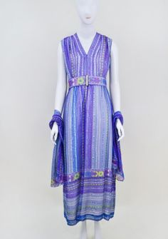 Vintage Nat Kaplan Dress