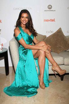 FeminineX | The Most Beautiful Dresses of Irina Shayk | http://www.femininex.com