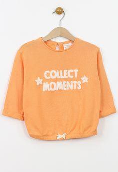 Bluza ZARA Collection Orange - doar 44,90 lei. Cumpara acum!