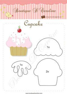 Cupcake molde