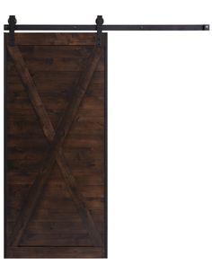 X Barn Door   Barn Doors Hardware