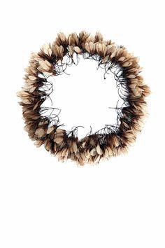 boxelder seed wreath (mary jo hoffman)