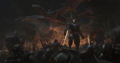 Legion of Doom , KD Stanton on ArtStation at…