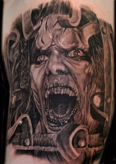 Jose Perez Jr - Jackal from 13 Ghosts