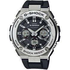 ZEGAREK MĘSKI CASIO G-SHOCK https://zegarownia.pl/zegarek-meski-casio-g-shock-gst-w110-1aer