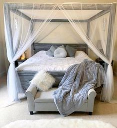 Here is 8 Cheap Things to Maximize a Small Bedroom . Interior Styling, Interior Decorating, Interior Design, Dreams Beds, City Furniture, First Apartment, Awesome Bedrooms, At Home Store, Minimalist Home