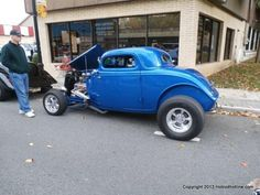 Pompton Lakes Chamber of Commerce Car Show   Hotrod Hotline