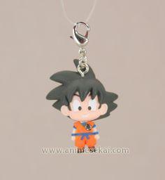 Chara Fortune Dragon Ball Kai: Freeza Edition - Goku Fastener Dressed up Ver.