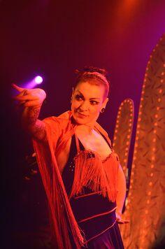 Klodia (Punish), le Bal des Enragés, BBC (Caen) février 2013 © JB Quentin