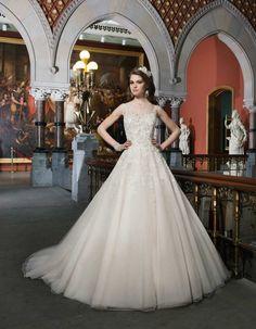 Vestidos de Noiva - Justin Alexander - 8726