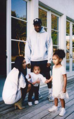 Kanye Kim North Saint