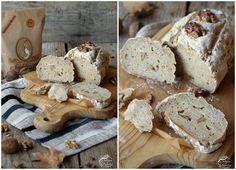 Intrusa na Cozinha: Pão de Castanha & Nozes [Chestnut & Walnut Bread] - Gluten Free