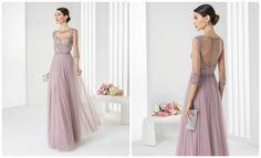 Tenemos hermosas propuestas para vestidos de invitadas de esta importante y vanguardista casa de moda nupcial, enfocadas a diversos estilos para el 2016.