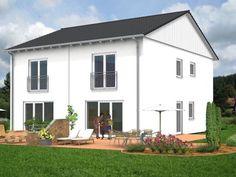 Moderne doppelhäuser pultdach  Hausgalerie | Einfamilienhäuser und Doppelhäuser mit Pultdach ...