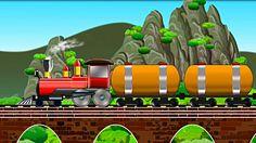 xe lửa | sử dụng và xe lửa #cargame #kidsvideo #chidrenvideo #education #entertainment #parenting #kids