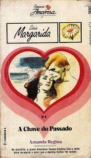 Meus Romances Blog: A Chave Do Passado - Amanda Regina - Romances Amor...