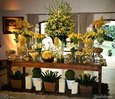 Invista nas flores da estação no seu casamento