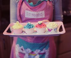 Birthday cupcakes, some of which are still in my lounge.