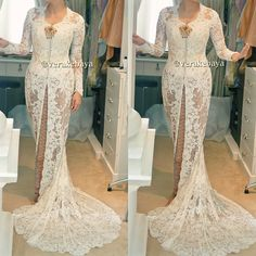 39 Ideas For Wedding Dresses Hijab Java Vera Kebaya, Kebaya Lace, Batik Kebaya, Kebaya Dress, Kebaya Brokat, Kebaya Wedding, Muslimah Wedding Dress, Dresses For Teens, Trendy Dresses