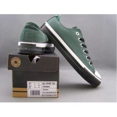 Converse Outlet All Star Chuck Taylor Canvas Low tops Green