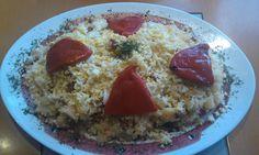Arroz frito con chorizo - ow.ly/n2Hn7