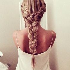 Image via We Heart It https://weheartit.com/entry/157153841/via/29738922 #beauty #blonde #hair #hairstyle #longhair