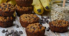 Everyone needs a quick and easy breakfast every once and a while, and there is nothing more delicious than these Banana and Chocolate Chip Oatmeal Baked Cups. They are kind of like little muffins but a lot better for you! They combine the flavors of banana break with the