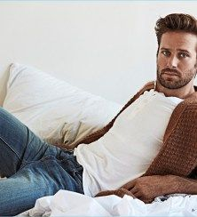 Armie Hammer Covers OUT, Talks 'Call Me By Your Name'