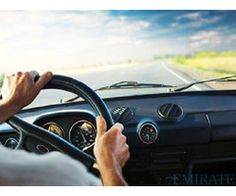 Driver required for a family based in Dubai