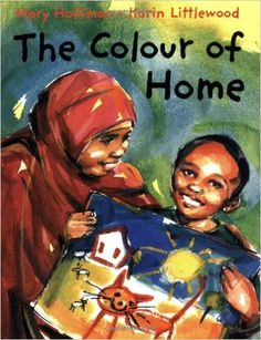 CHILDREN'S BOOKS ABOUT THE IMMIGRANT EXPERIENCE