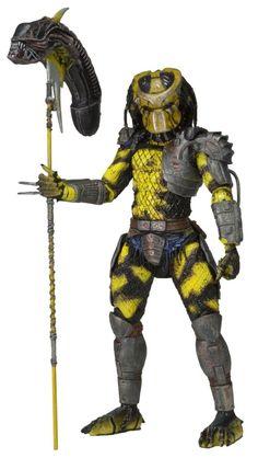Kirin Hobby : Predators Series 11: Wasp Predator Action Figure by Neca 634482514993